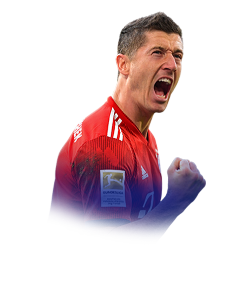 Lewandowski face