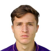 FIFA 18 Federico Chiesa Icon - 81 Rated