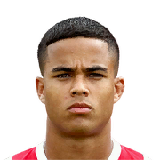 FIFA 18 Justin Kluivert Icon - 76 Rated