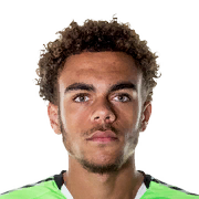FIFA 18 Jordan Simpson Icon - 55 Rated