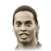 FIFA 18 Ronaldinho Icon - 89 Rated