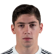 FIFA 18 Federico Valverde Icon - 73 Rated