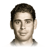 FIFA 18 Fernando Hierro Icon - 86 Rated
