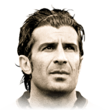 FIFA 18 Luis Figo Icon - 88 Rated