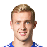 FIFA 18 Sam Hughes Icon - 65 Rated