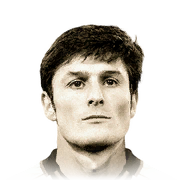 FIFA 18 Javier Zanetti Icon - 87 Rated