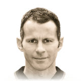 FIFA 18 Ryan Giggs Icon - 89 Rated