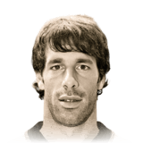 FIFA 18 Ruud van Nistelrooy Icon - 86 Rated