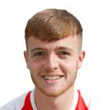 FIFA 18 Reece McGinley Icon - 54 Rated