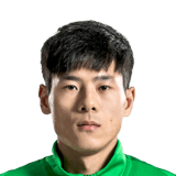 FIFA 18 Liu Huan Icon - 59 Rated