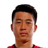 FIFA 18 Hu Jinghang Icon - 68 Rated