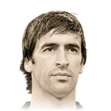 FIFA 18 Raul Icon - 86 Rated