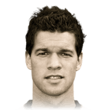 FIFA 18 Michael Ballack Icon - 86 Rated