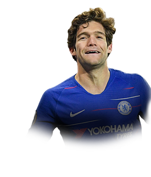 Marcos Alonso face