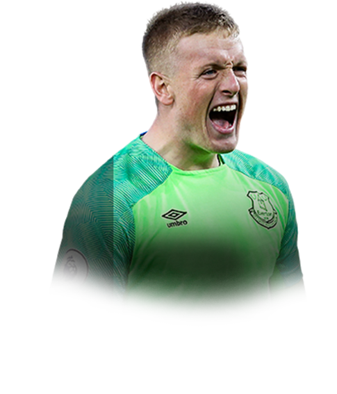 Pickford face