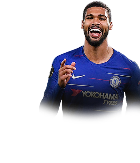 Loftus-Cheek face