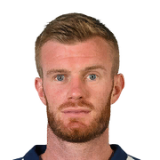 FIFA 18 Chris Brunt Icon - 74 Rated