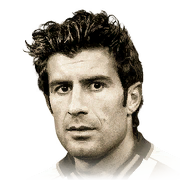 FIFA 18 Luis Figo Icon - 92 Rated