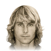 FIFA 18 Pavel Nedved Icon - 91 Rated