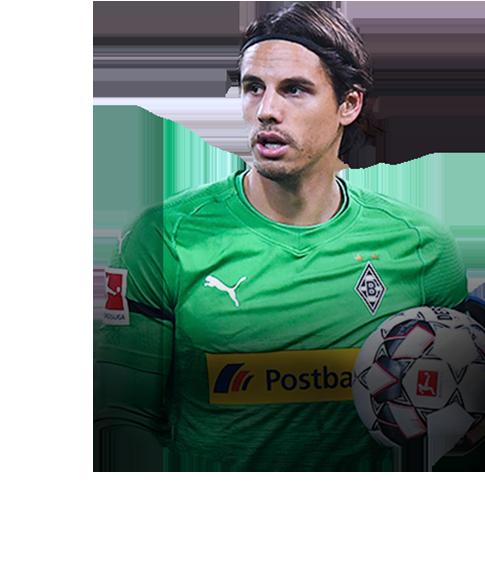Yann Sommer Inform Fifa 19 88 Rated Futwiz