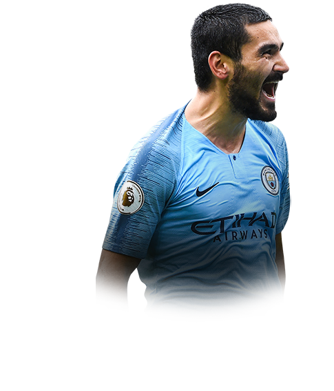 Gundogan face