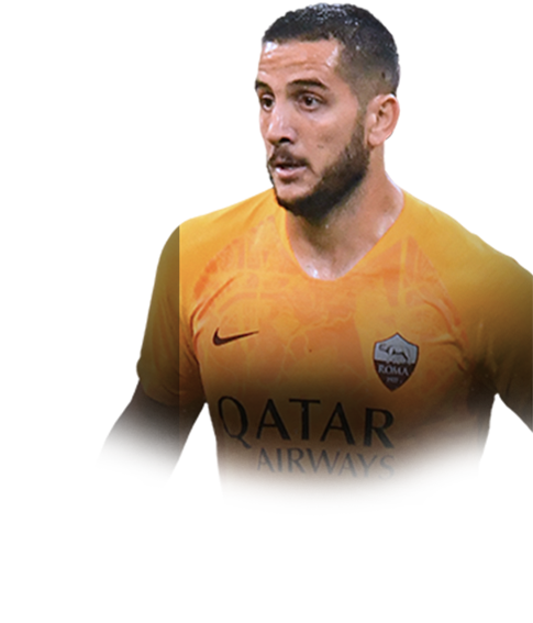 Manolas face