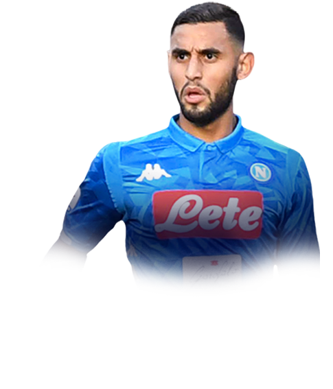Ghoulam face
