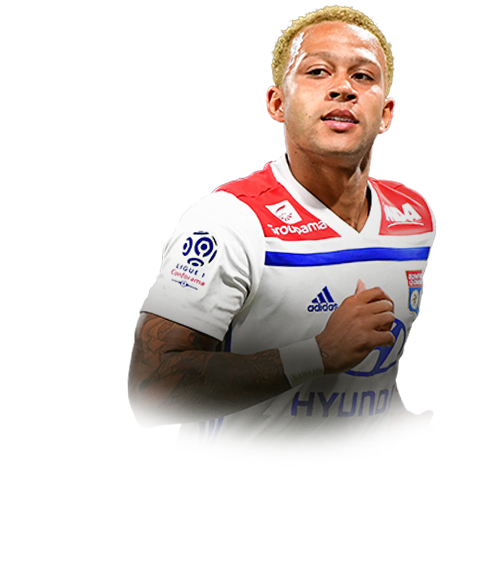 Depay face