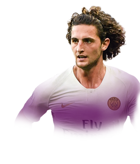 Rabiot face