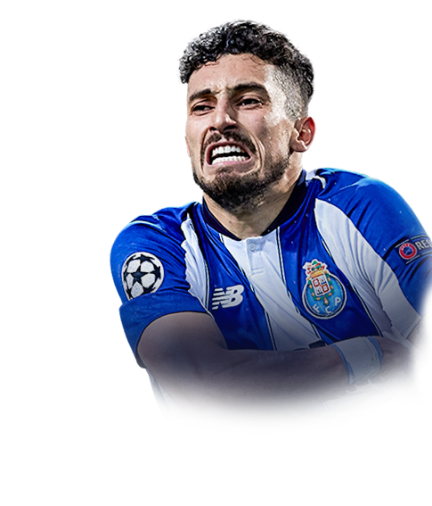 Alex Telles face