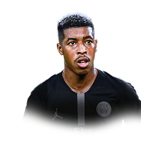 Kimpembe face