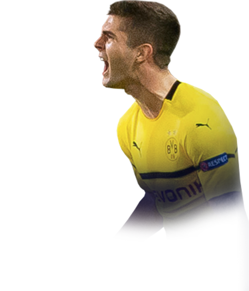 Pulisic face