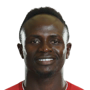 Sadio Mane Face