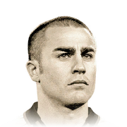 Fabio Cannavaro 92 Rated