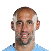 Pablo Zabaleta 75 Rated