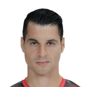 Andres Fernandez 78 Rated