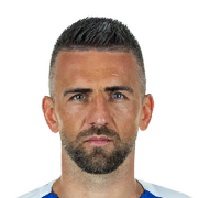 Vedad Ibisevic 77 Rated