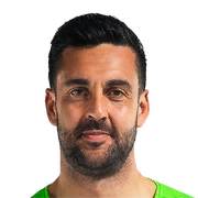 Adam Federici 71 Rated