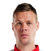 Ryan Shawcross 72 Rated