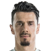 Jose Fonte 81 Rated