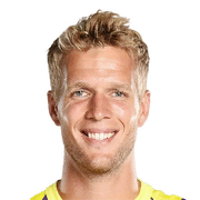 Jonas Lossl 75 Rated