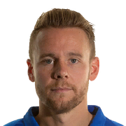 Chris Gunter 66 Rated