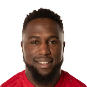 Jozy Altidore 76 Rated