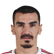 Lazaros Christodoulopoulos 74 Rated