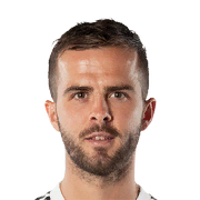 FIFA 20 Miralem Pjanic - 86 Rated