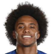 FIFA 20 Willian - 82 Rated