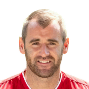 Niall McGinn 69 Rated
