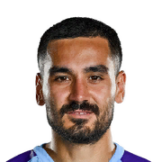 Ilkay Gundogan 86 Rated