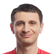 Alan Dzagoev 77 Rated