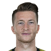 Marco Reus 89 Rated